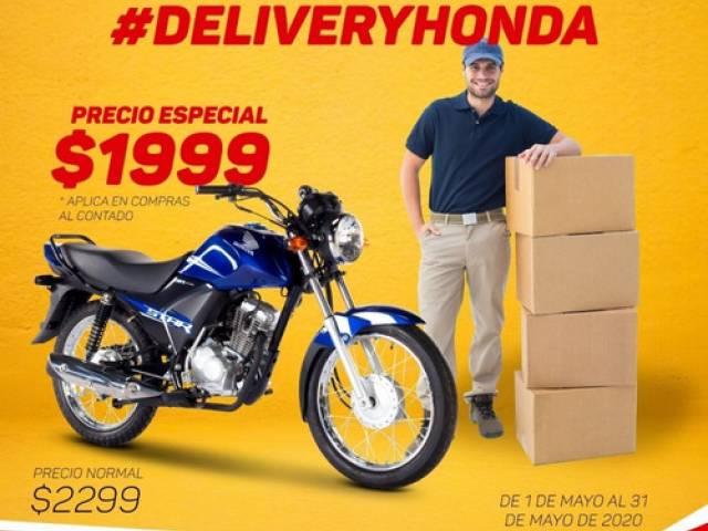 Honda CB1 STAR 125CC automático frenos delantero y trasero $1.999