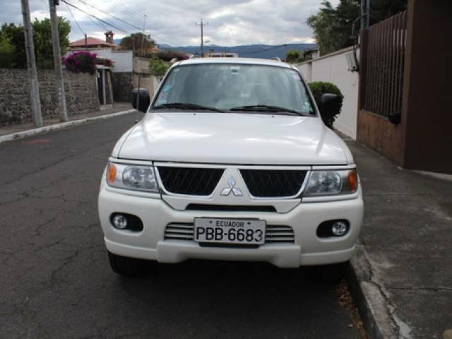 Mitsubishi Montero Montero Sport usado 3.0 200.000 kilómetros $16.500
