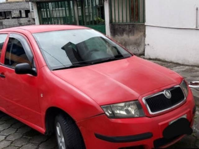 Skoda Fabia Año 2006/ 1.2v gasolina