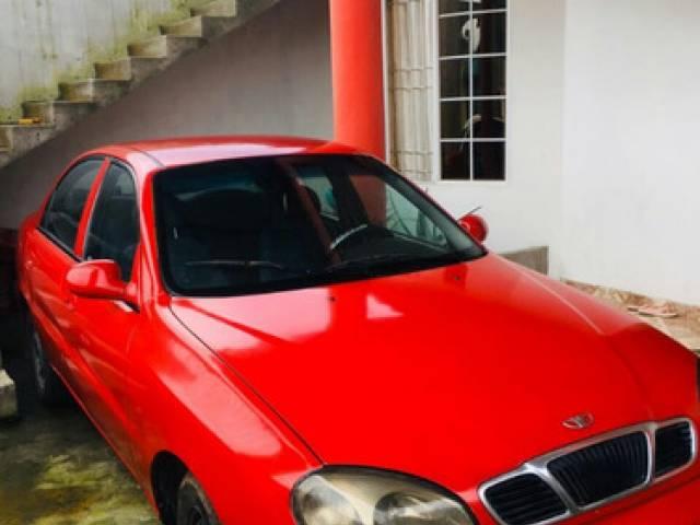 Daewoo Lanos Macanico usado 653.400 kilómetros $4.600
