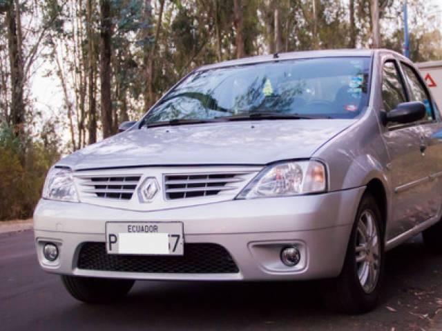 Renault Logan logan dynamique usado 4x2 automático $7.200