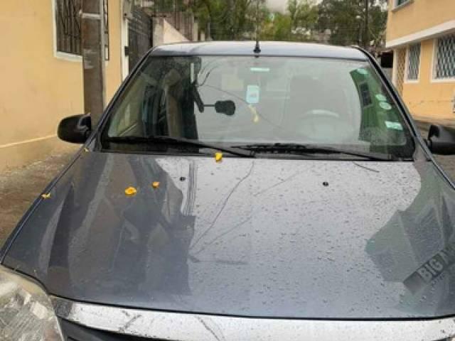 Renault Logan Dinamyc usado Quito