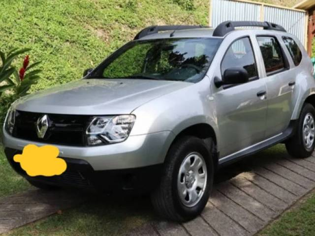 Renault Duster 1.6 4x2 2017 27.000 kilómetros