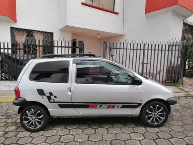Renault Twingo 1.2 automático 148.000 kilómetros $5.300