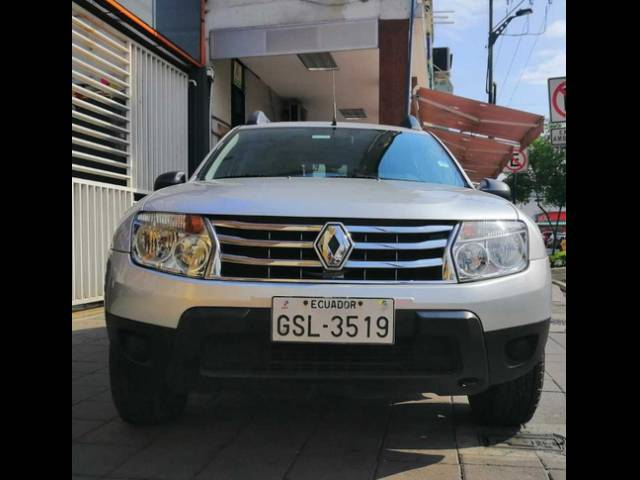 Renault Duster Expression AC 1.6 usado 4x2 136.500 kilómetros Guayaquil