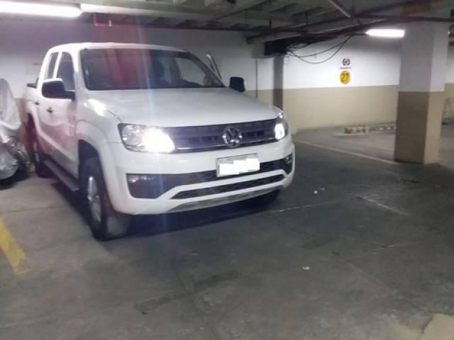 Volkswagen Amarok TODO TERRENO usado automático Guayaquil