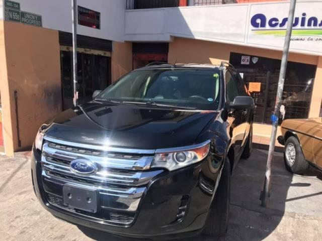 Ford Edge especial Crossover 3.5 negro Quito